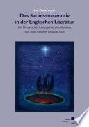 Das Satanssturzmotiv in der Englischen Literatur