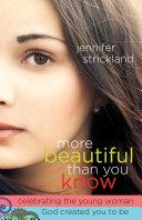 More Beautiful Than You Know [Pdf/ePub] eBook