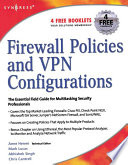Firewall Policies and VPN Configurations Book