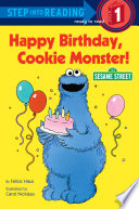 Happy Birthday  Cookie Monster  Sesame Street