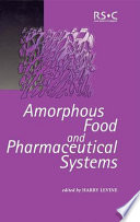 Amorphous Food and Pharmaceutical Systems