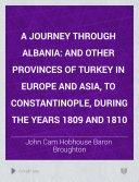 A Journey Through Albania