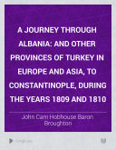 A Journey Through Albania