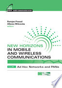 New Horizons in Mobile and Wireless Communications, Volume 4