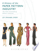 A History Of The Paper Pattern Industry Book PDF