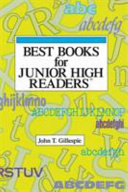 Best Books for Junior High Readers