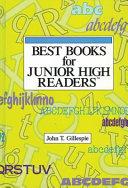 Best Books for Junior High Readers