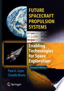 Future Spacecraft Propulsion Systems Book PDF