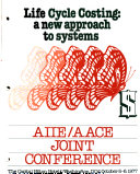 Life Cycle Costing A New Approach To Systems Book PDF