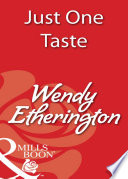 Just One Taste Mills Boon Blaze [Pdf/ePub] eBook