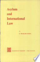 Asylum And International Law