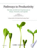 Pathways to Productivity