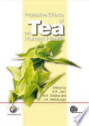 Protective Effects of Tea on Human Health Book