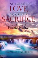 Pdf No Greater Love, No Greater Sacrifice
