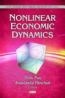 Nonlinear Economic Dynamics