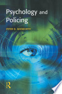 Psychology and Policing Book