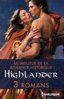 Le meilleur de la romance historique : Highlander Book