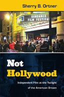 Not Hollywood ebook