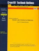 Outlines   Highlights for Modern Latin America Book PDF