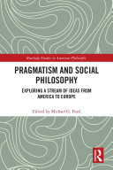 Pragmatism and Social Philosophy