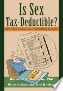 Is Sex Tax Deductible