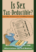 Pdf Is Sex Tax-Deductible? Telecharger