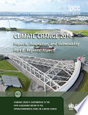Climate Change 2014     Impacts  Adaptation and Vulnerability  Regional Aspects Book