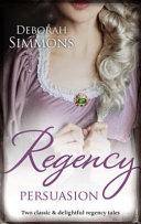 Regency Persuasion