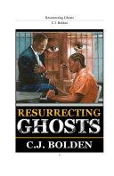 Pdf Resurrecting Ghosts