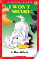 I Won t Share  Book PDF