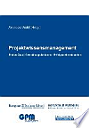 Projektwissensmanagement