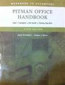 Workbook to Accompany Fifth Edition  Pitman Office Handbook