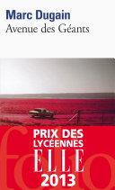 Avenue des Géants Pdf/ePub eBook