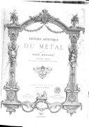 Histoire artistique du métal
