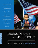 Issues In Race And Ethnicity  6th Edition