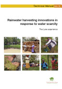 Rainwater Harvesting Innovations in Response to Water Scarcity