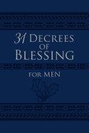 31 Decrees of Blessing for Men Pdf/ePub eBook