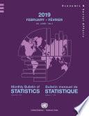 Monthly Bulletin Of Statistics February 2019 Bulletin Mensuel De Statistique Fevrier 2019