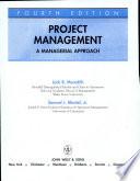 Project Management 4e Custom