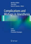 Pdf Complications and Mishaps in Anesthesia