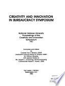 Creativity and Innovation in Bureaucracy Symposium