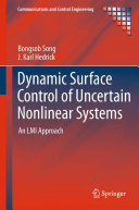 Dynamic Surface Control of Uncertain Nonlinear Systems: An ...