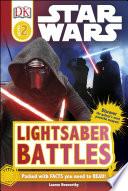 Star Wars Lightsaber Battles