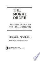 The moral order
