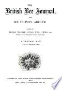 British Bee Journal Book PDF