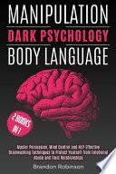 Manipulation, Dark Psychology, Body Language