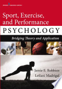 Sport  Exercise  and Performance Psychology