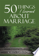50 Things I Learned About Marriage