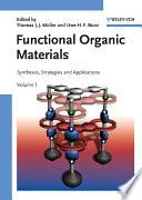 Functional Organic Materials Book