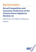 Brand Competition and Consumer Preference of the Chinese Home Appliance Markets (2)